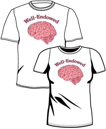 Brain endowed
